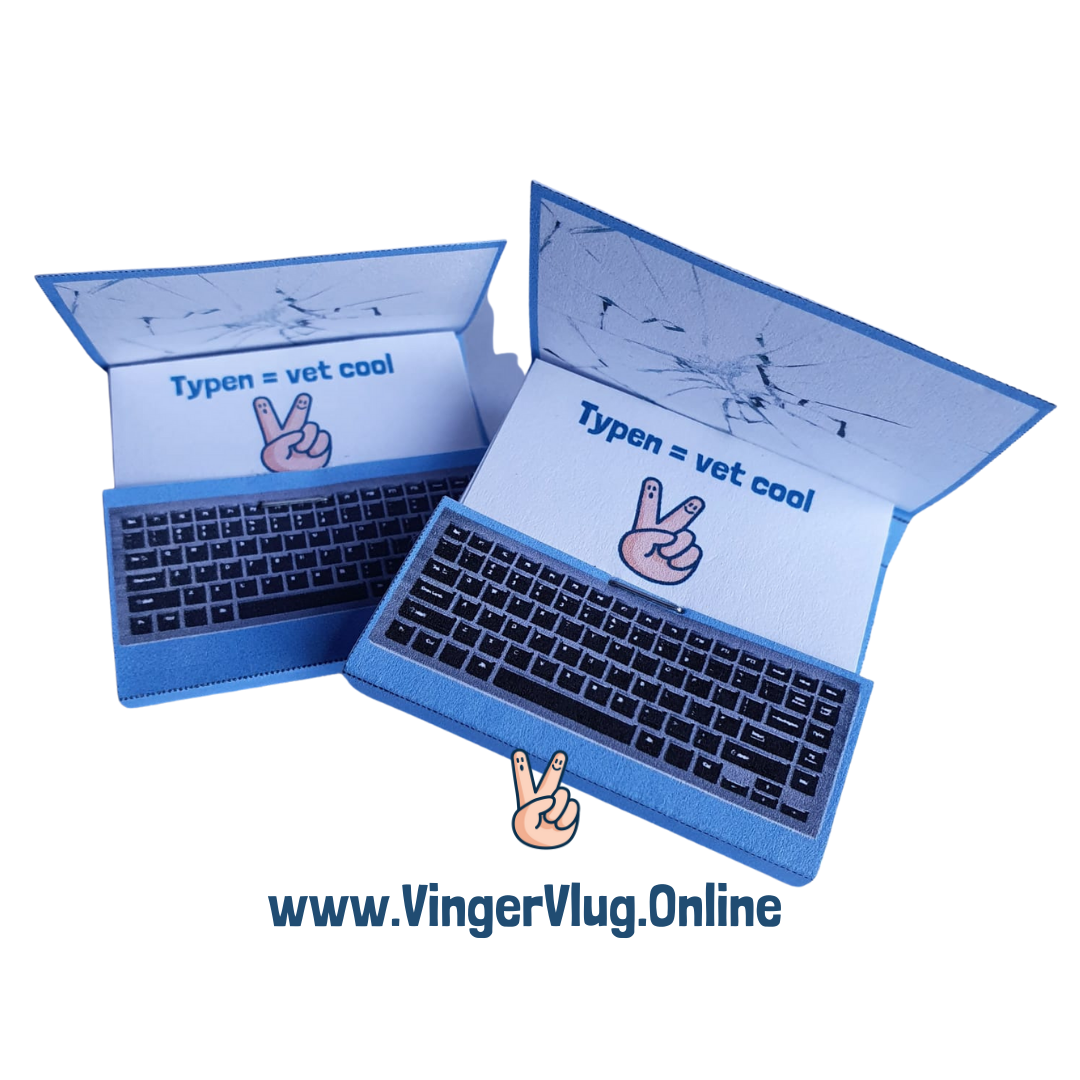 VingerVlug Laptop